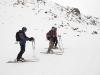 Ski de Randonnée col Momin