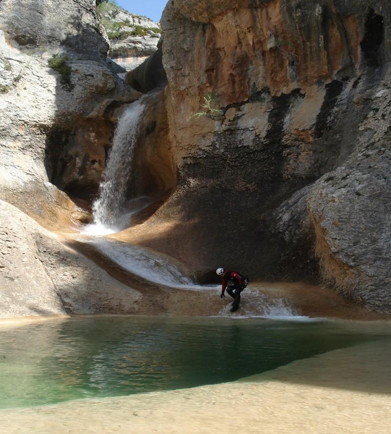Sierra de guara-Espagne