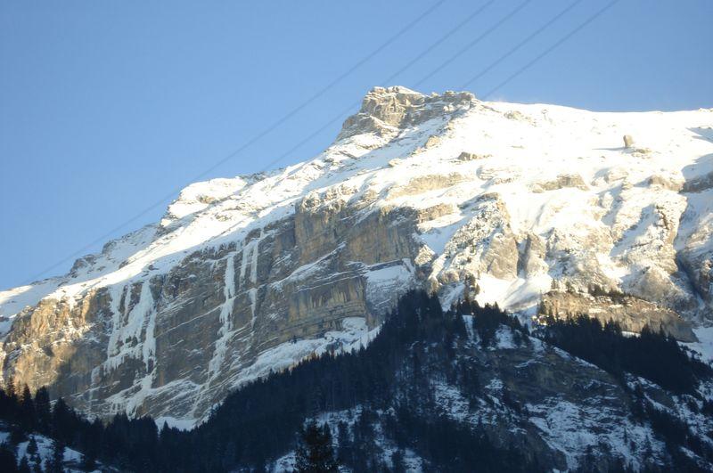 Crack Baby Kandersteg Oberland Bernois Suisse